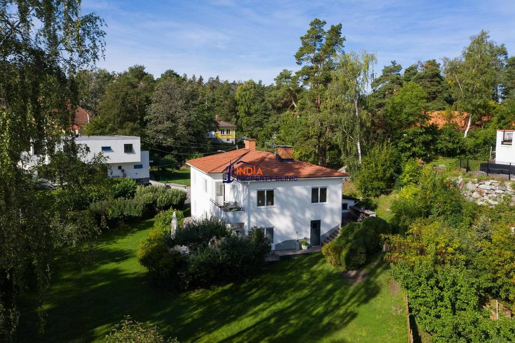 Luxury 6 room Detached House for sale in Stocksund