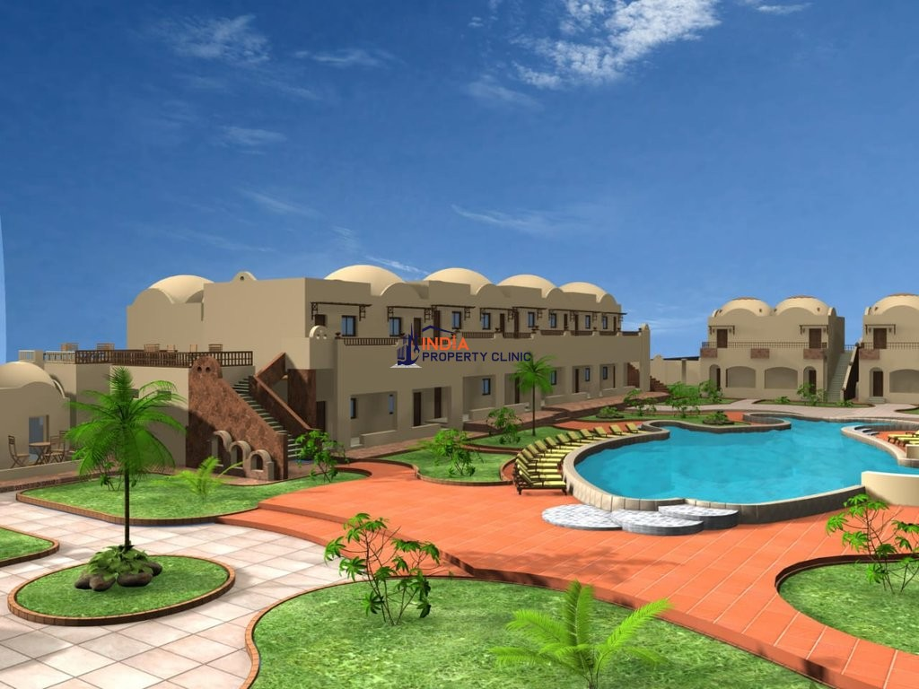 60 room luxury Hotel for sale in Red sea