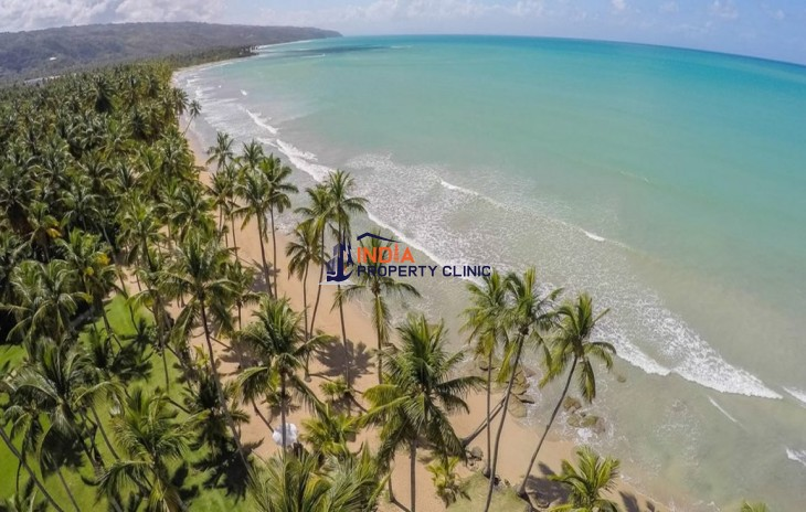 2 Bedroom Beachfront Condo for Sale in Las Terrenas