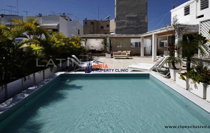 Penthouse For Sale in Copacabana