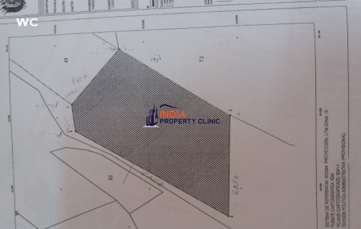 Lot For Sale in Sacaba