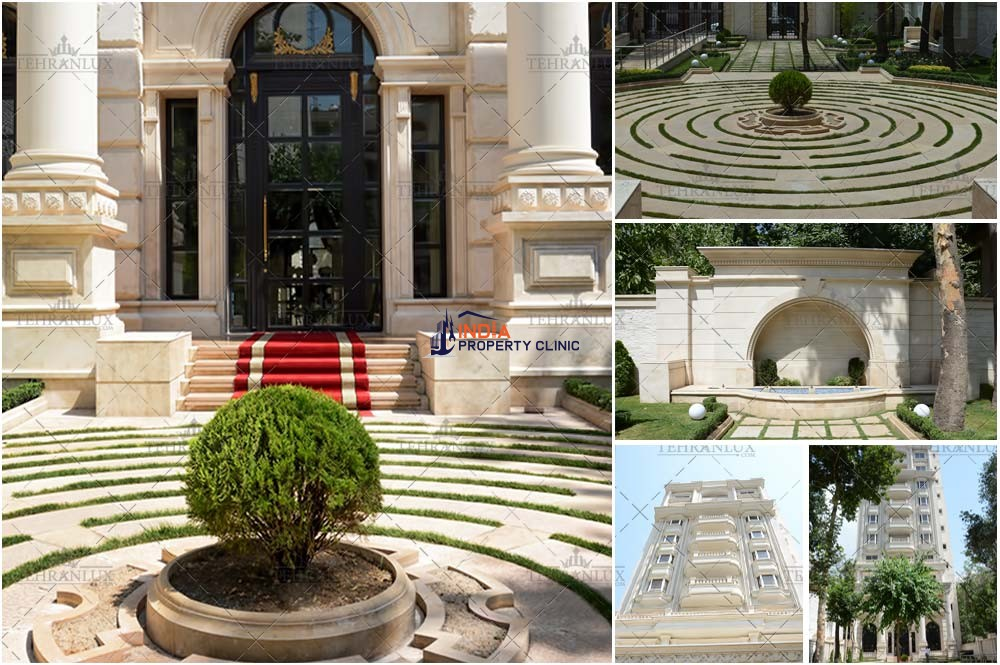 Luxury apartment complex for sale in Fereshteh