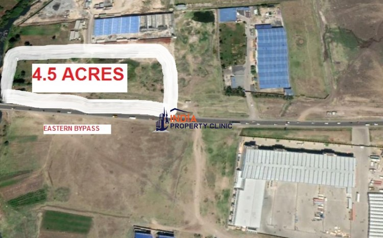 Land For Sale in Easterbn Bypass
