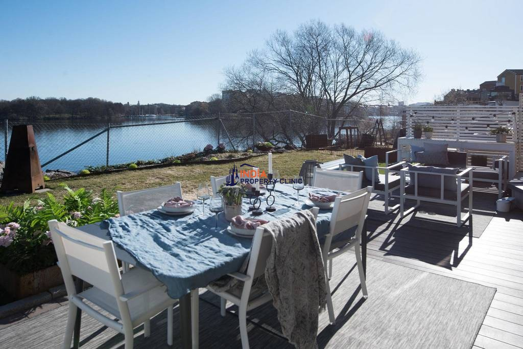 6 room luxury Flat for sale in Gröndal