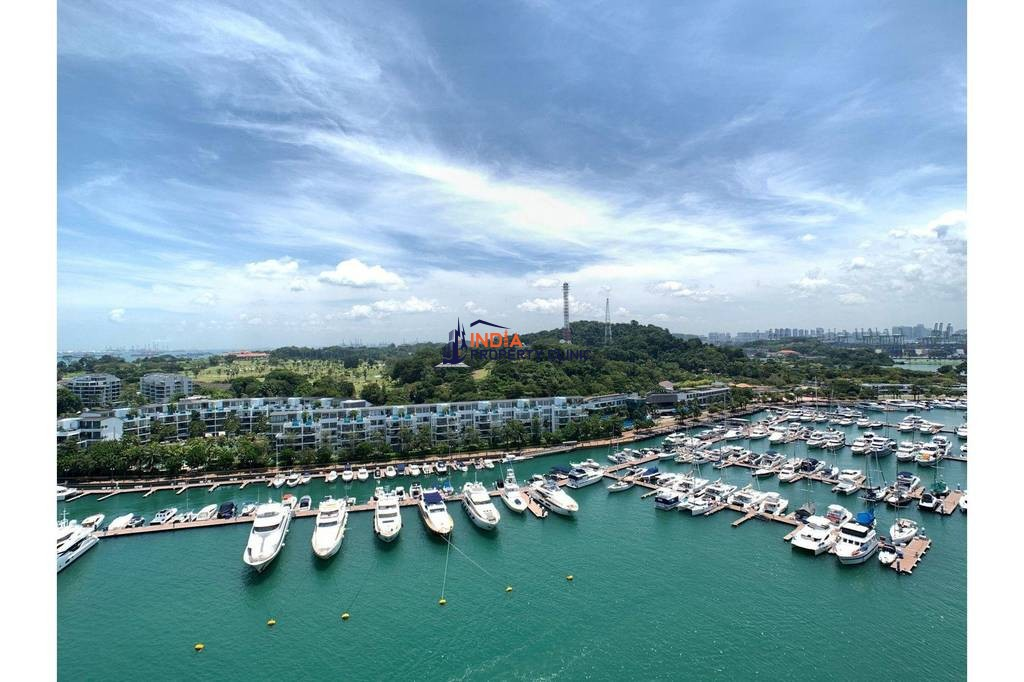 Luxury apartment for sale in Sentosa