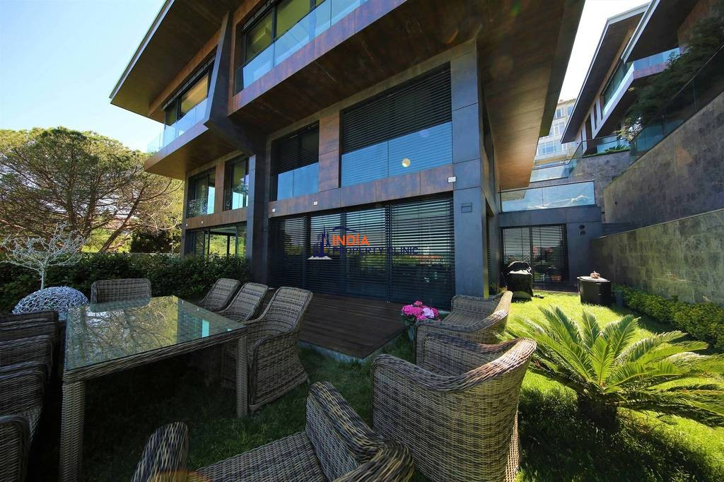4 room luxury Flat for sale in Tarabya