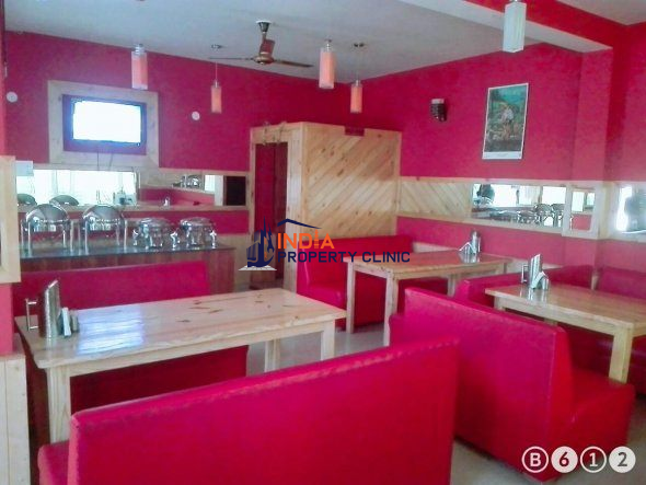12 Rooms Hotel for SALE Manali