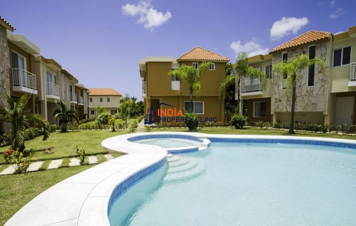 2 Bedroom Apartment for Sale in Punta Cana