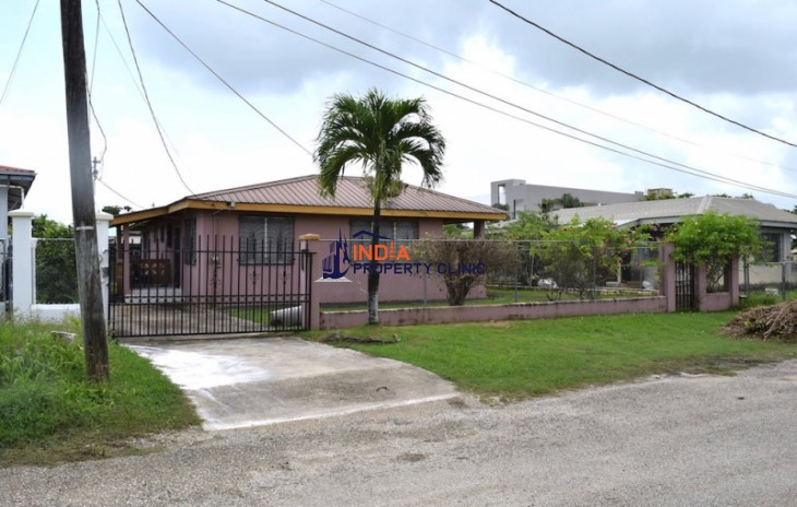 3 Bed 2 Bath Residential Home For Sale in Belmopan