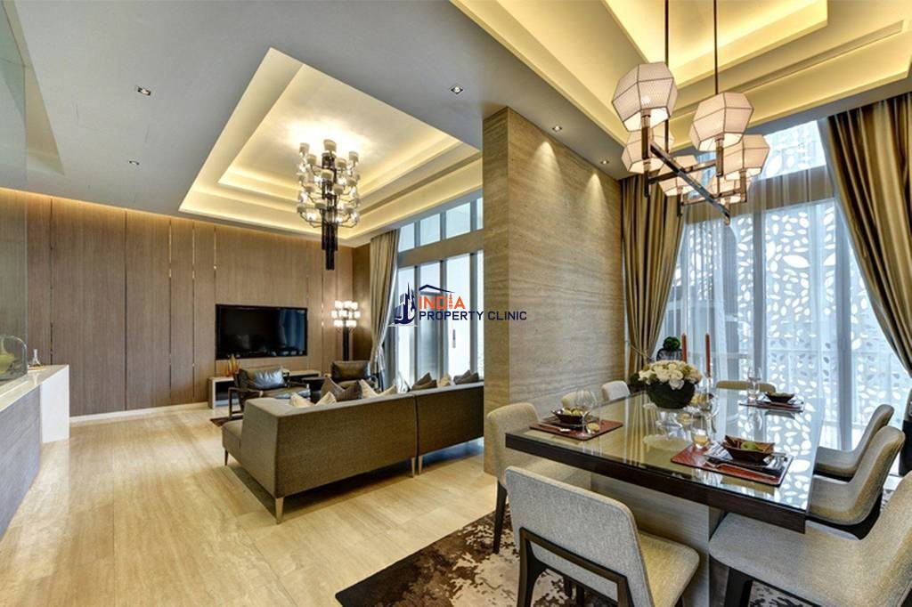 Luxury apartment complex for sale in Bukit Timah