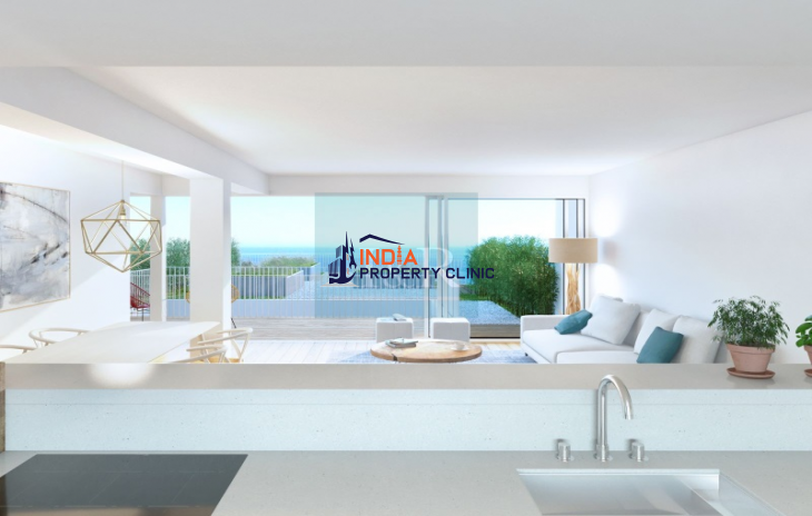 3 BEDROOM APARTMENT WITH SEA VIEW, IN SESIMBRA