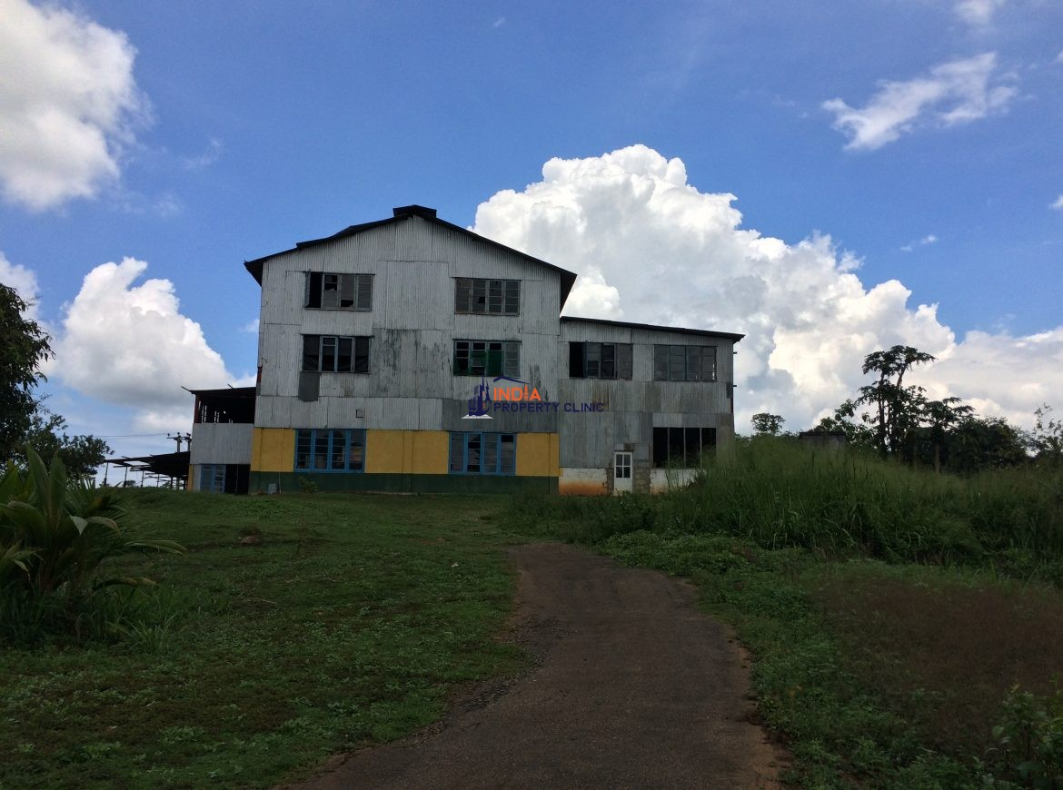 Factory Land For Sale in Galle