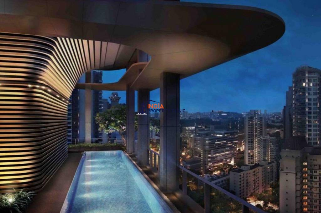 Luxury apartment complex for sale in Leonie Hill