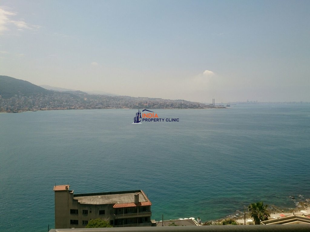 8 room Apartment for sale in Jounieh
