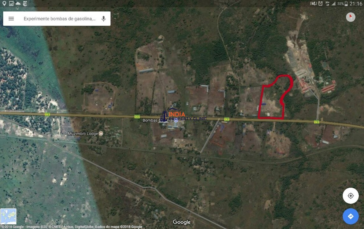 7 hectares Land For Sale in Dondo