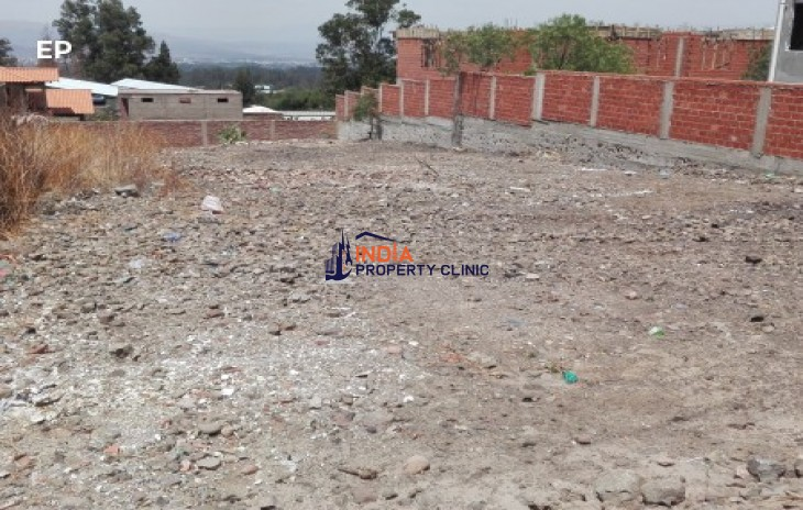 Lot For Sale in Av. Chilimarca and snail nearby