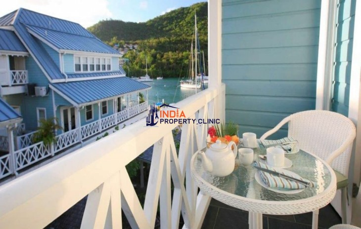 2 Bedroom Apartment for Sale in Marigot Bay