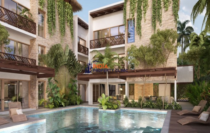 2 Bedroom Apartment for Sale in Tulum