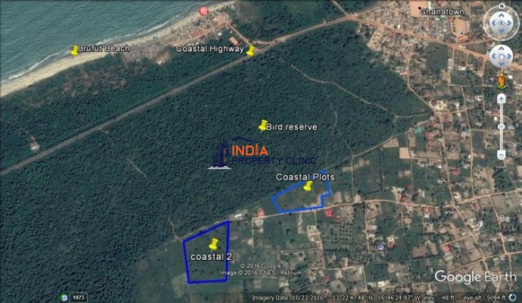 Land for sale in Brufut Beach