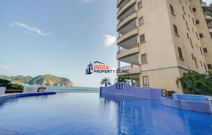2 Bedroom Beachfront Condo for Sale in San Juan del Sur