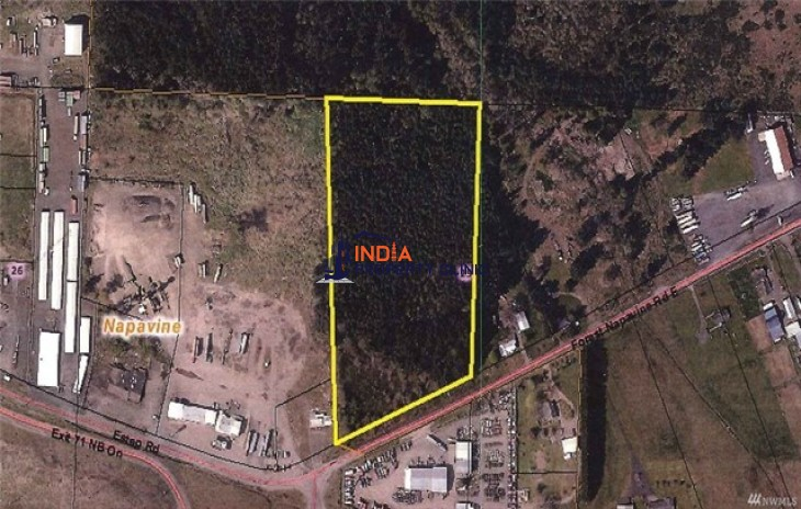 10 acres Land for sale in Napavine