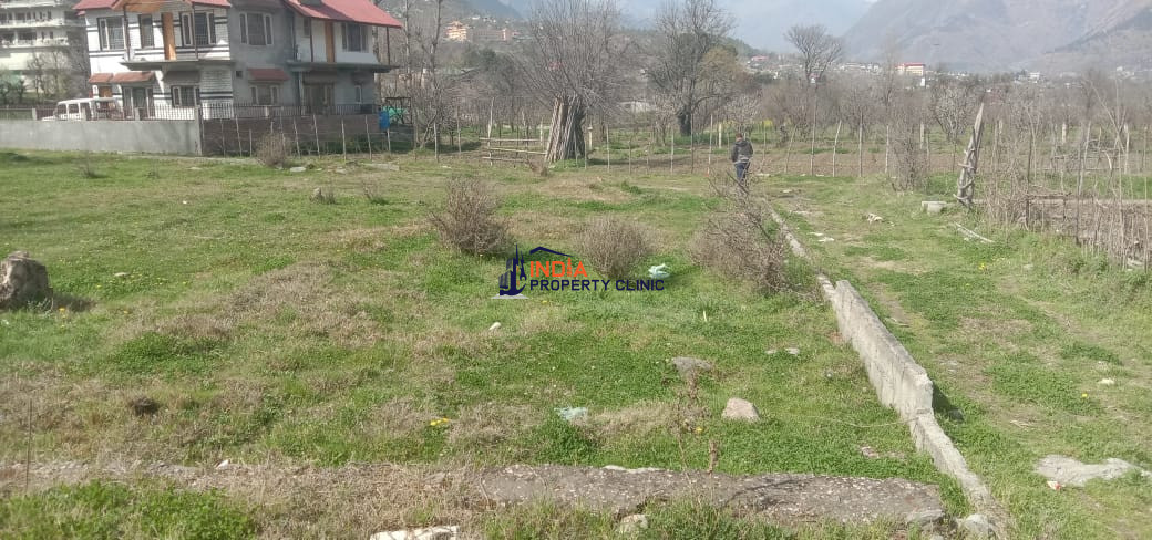 25 Biswa Land For Sale Kullu Manali