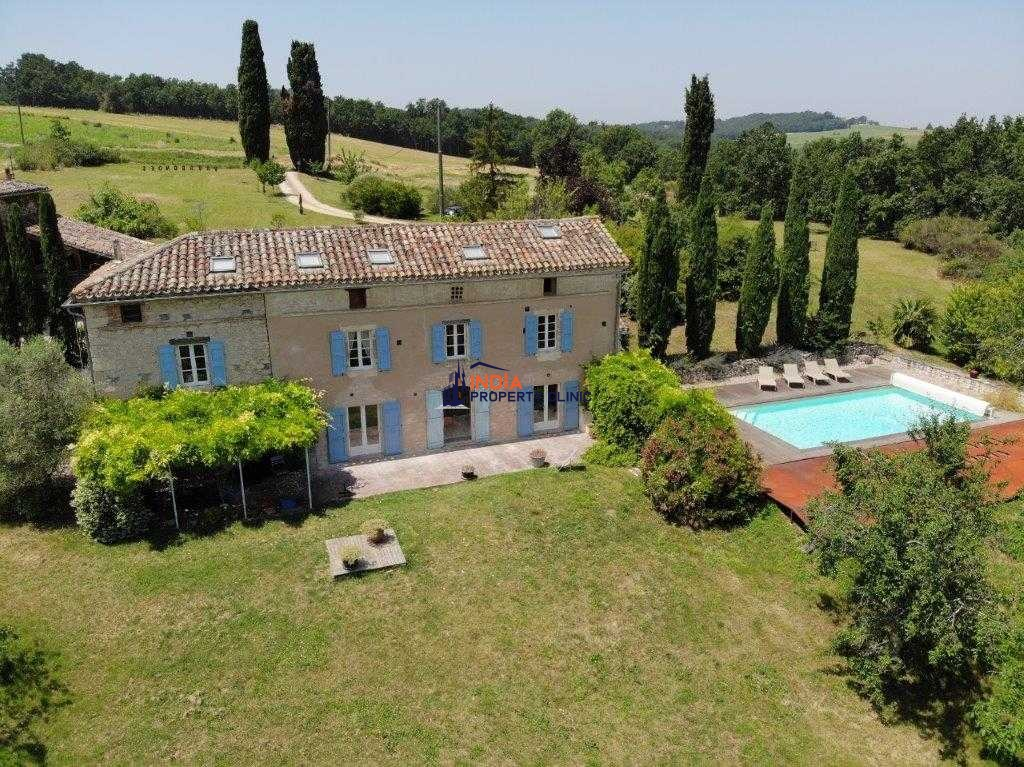beautiful House For Sale in Gaillac
