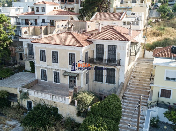Heritage Mansion House For Sale in Samos