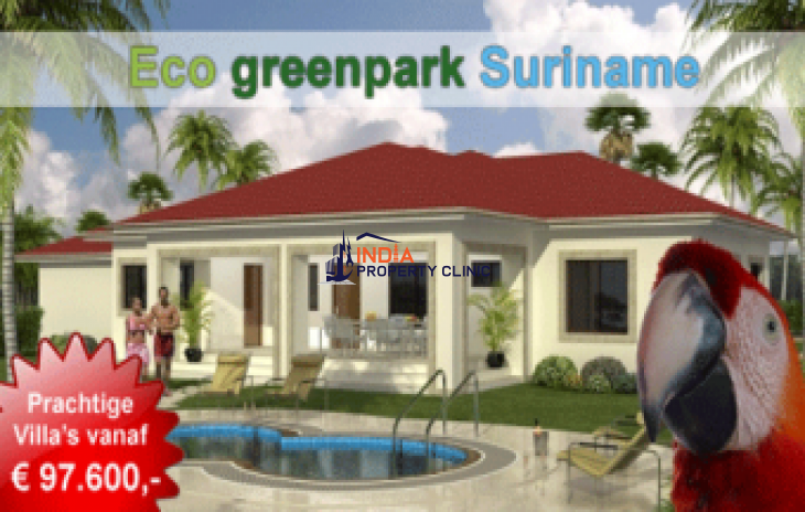 Villa For Sale in Paramaribo
