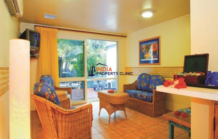 Two Bedroom Beachside Suite Villa For Sale in Muri, Rarotonga