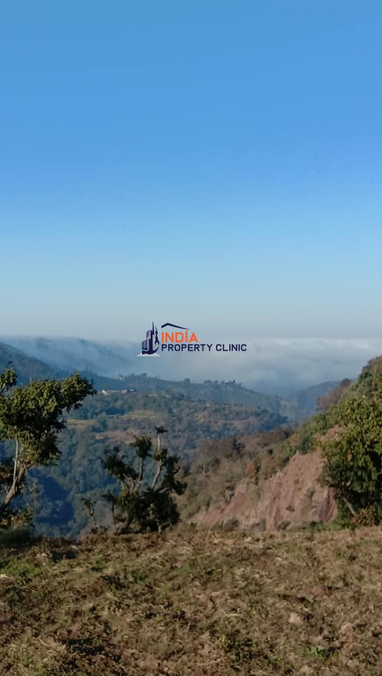 Land For Sale in Morni Hills near Panchkula