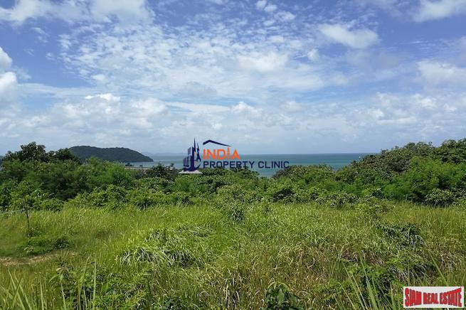 Sea View Land For Sale in Ao Yon