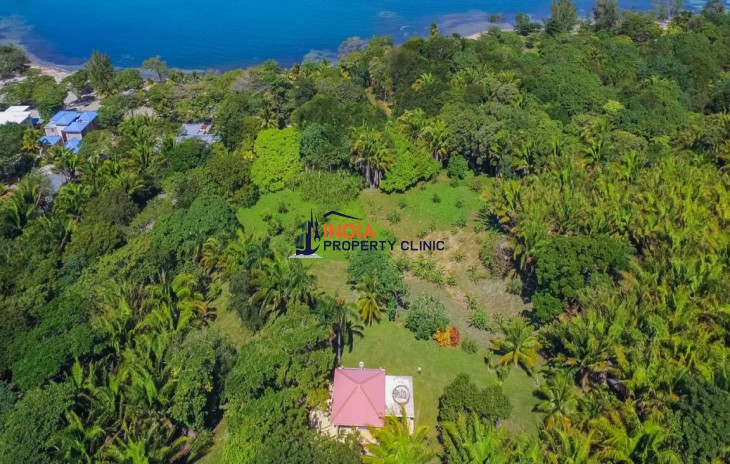 10 Acre of Beachfront Land for Sale in Palmetto Bay
