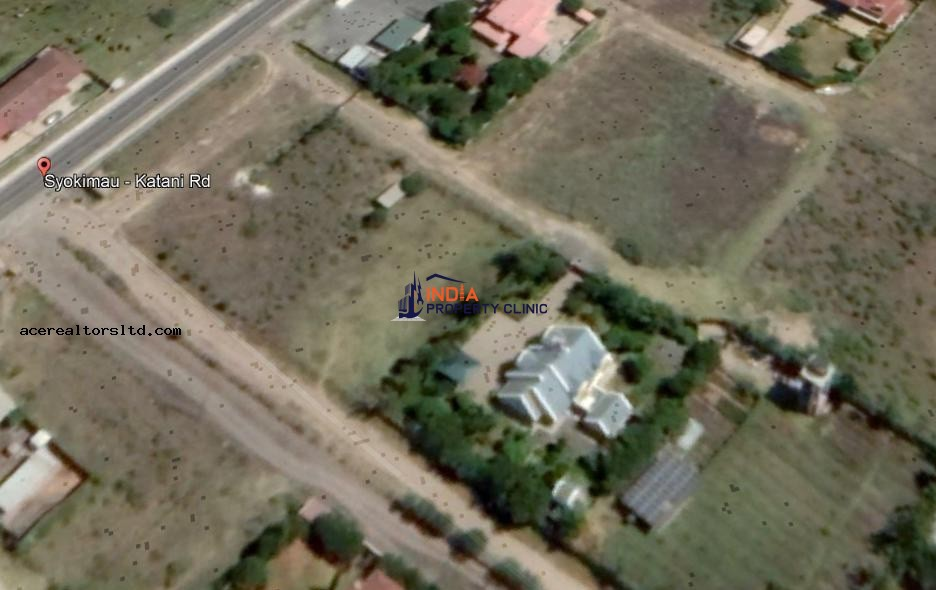 Land For Sale in Syokimau