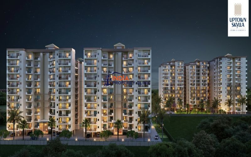 3 BHK Flat For Sale Mohali