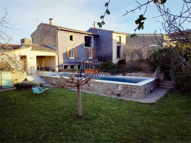 Beautifully Renovated Village house For Sale in Minervois