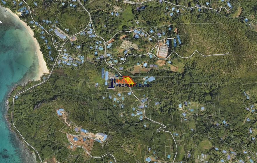 1,625 sq mt Land For Sale in Anse Boileau