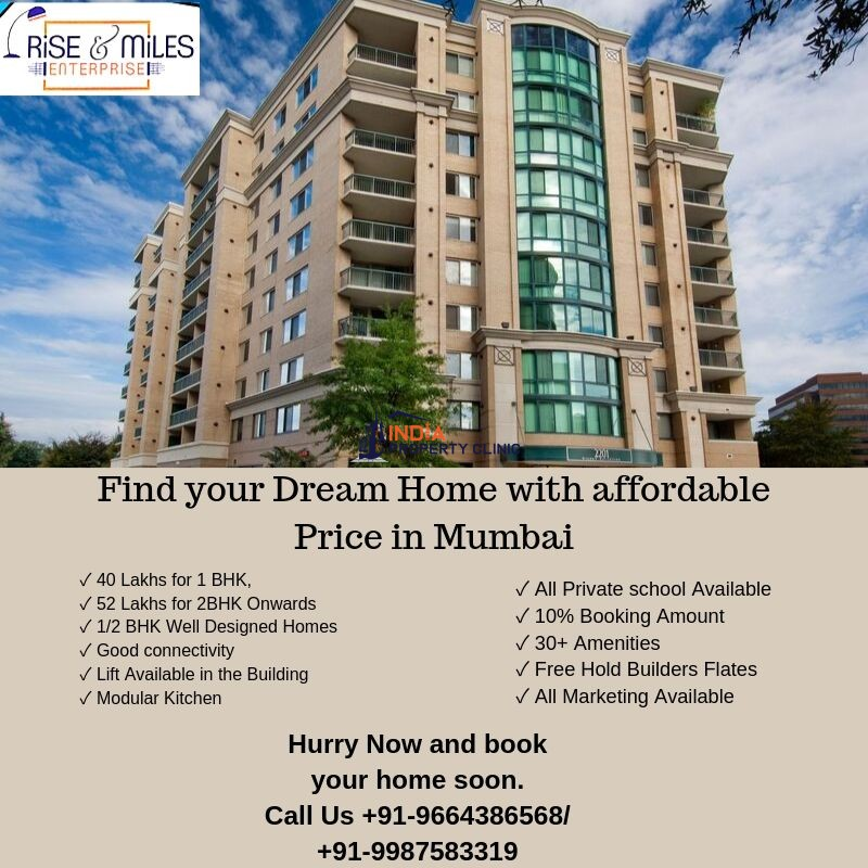 Houses With Affordable Price in Mumbai