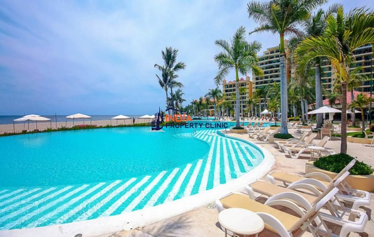 1 Bedroom Beachfront Condo for Sale in Puerto Vallarta