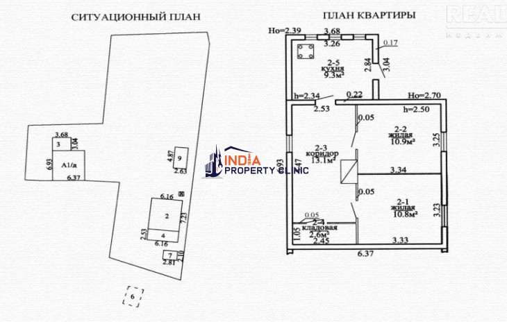 Apartment For Sale in Laparavicy