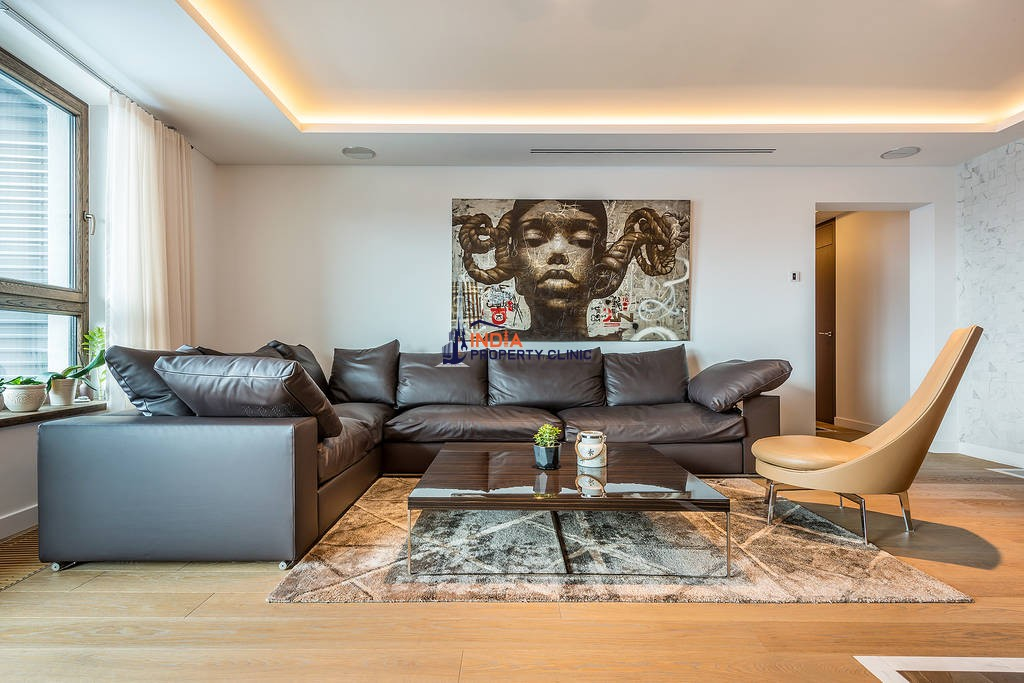 3 bedroom luxury Apartment for sale in Vilnius