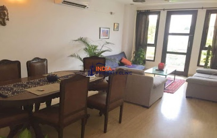 3bhk Flat For Rent in Kailash Colony