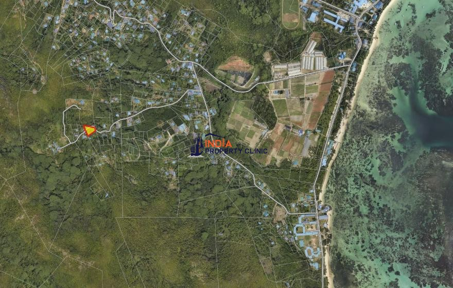 1,700 sq mt Land For Sale in Anse Royale