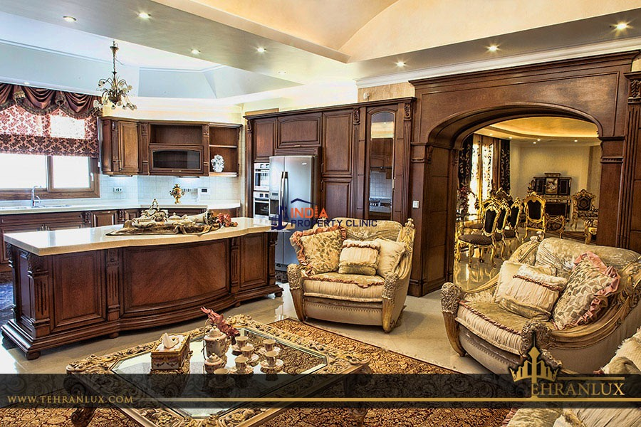 4 bedroom luxury Apartment for sale in zafaraniyeh