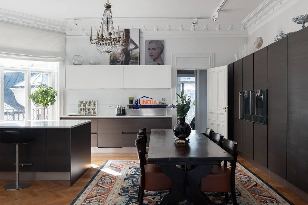 3 room luxury Flat for sale in Stockholm