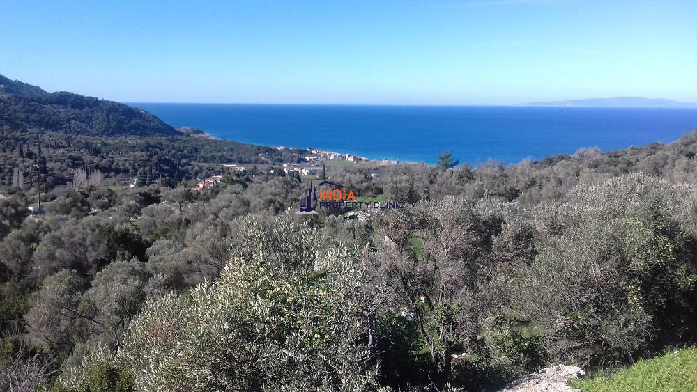 Building Land For Sale in Vourliotes