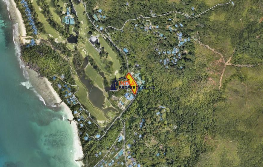 Flat Land For Sale in Anse Kerlan