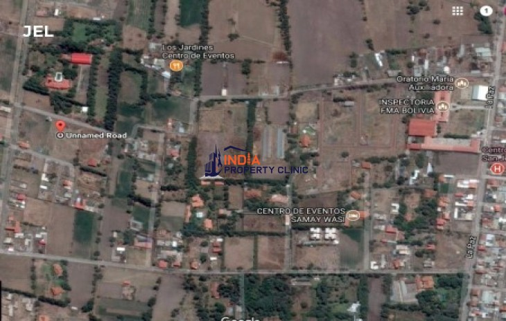 Lot For Sale in Colcapirhua north collcapampa
