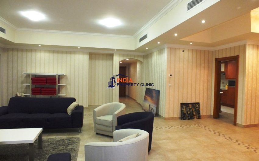 Semi Furnished 3BR Flat For Sale In Pearl Island