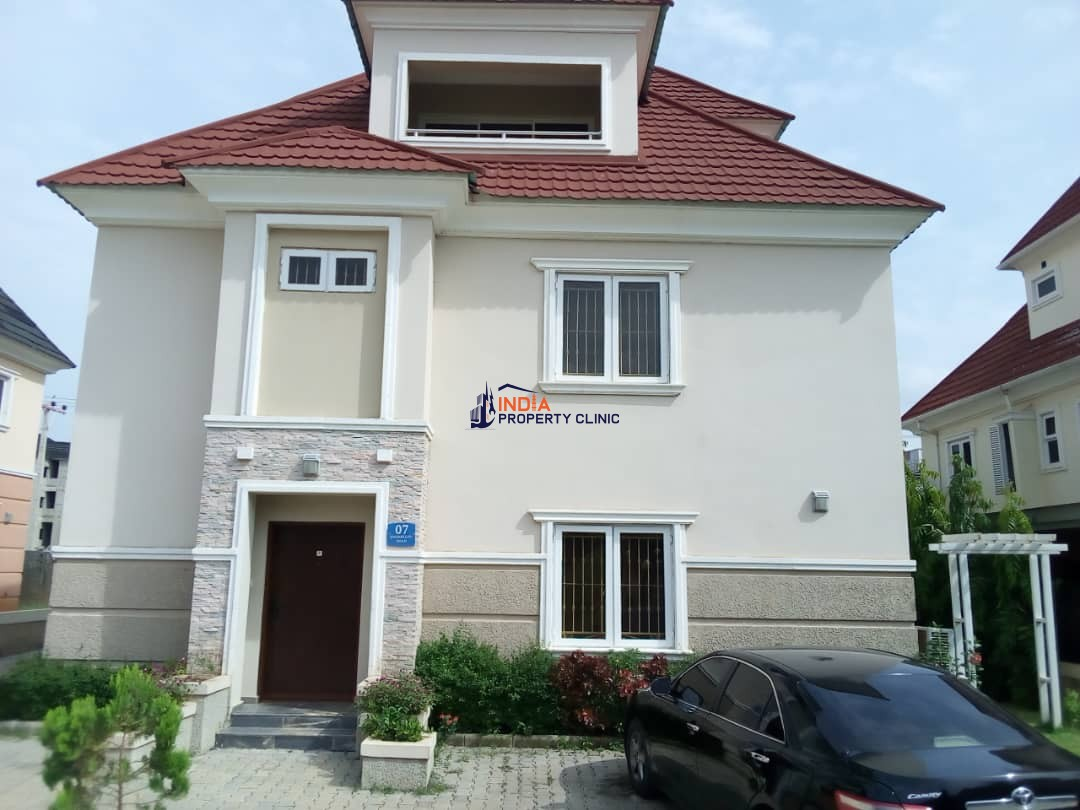 House For Sale in Abuja